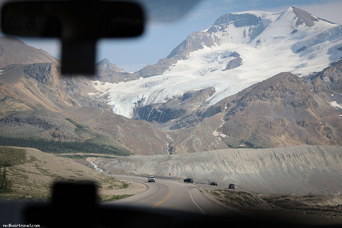 Ледник, Скалистые Горы, Канада