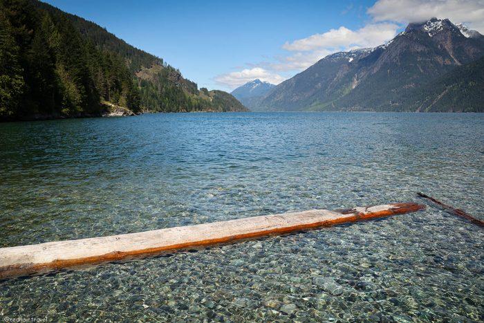 Озеро Харрисон