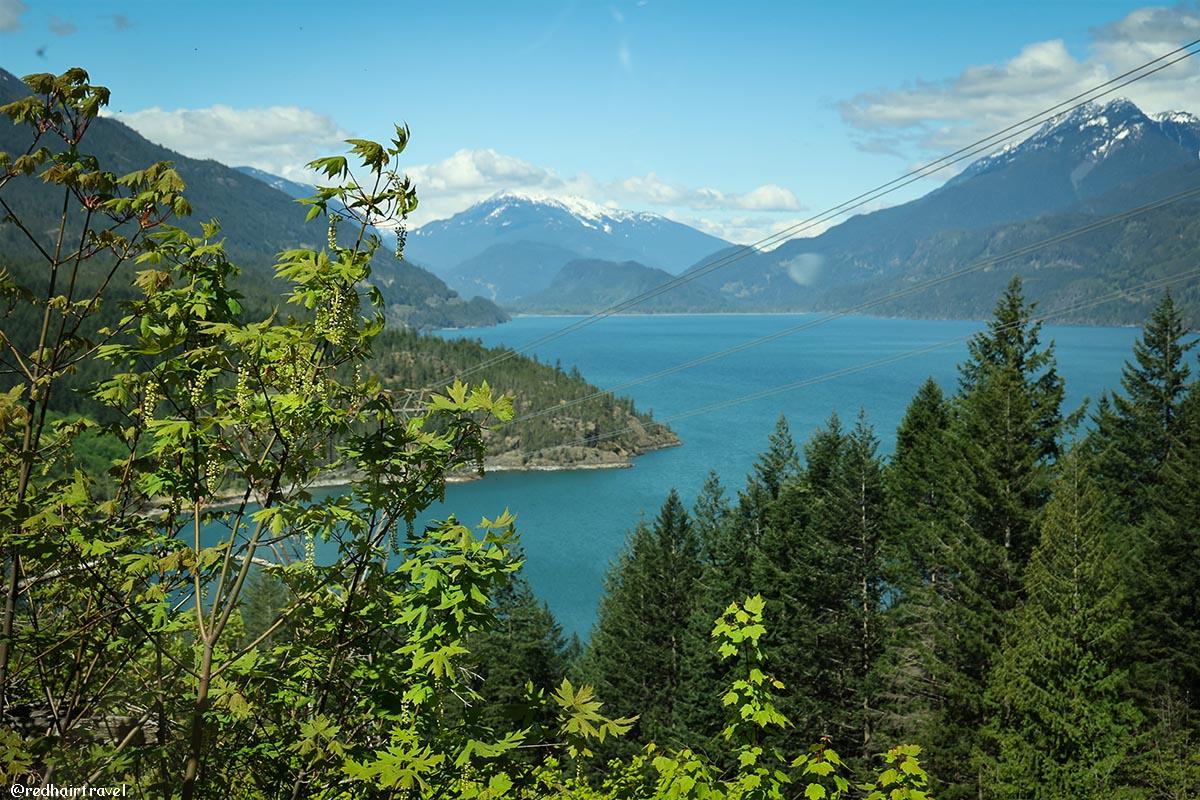 Озеро Харрисон, Британская Колумбия