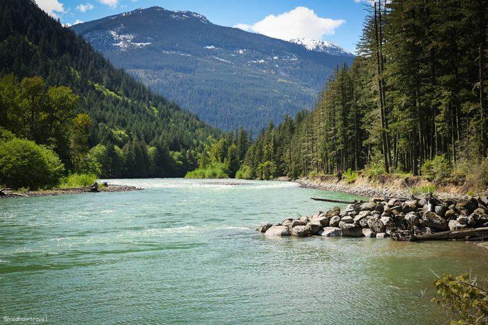 Lilloet River