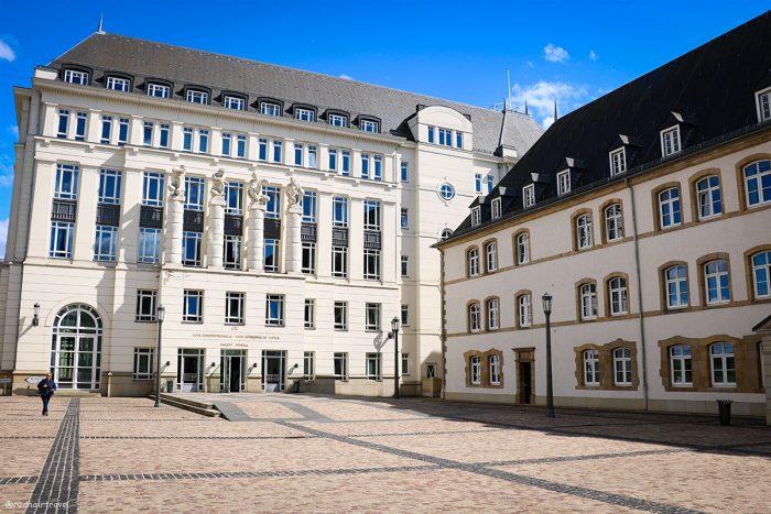 Дворец Правосудия, Люксембург