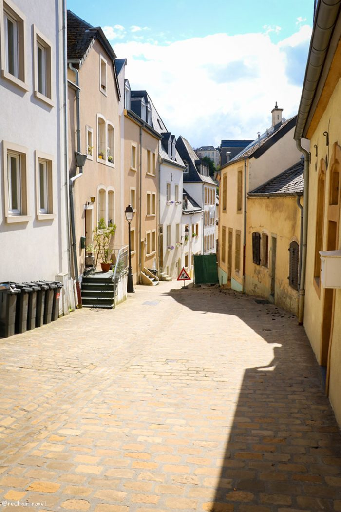 Grund, Люксембург