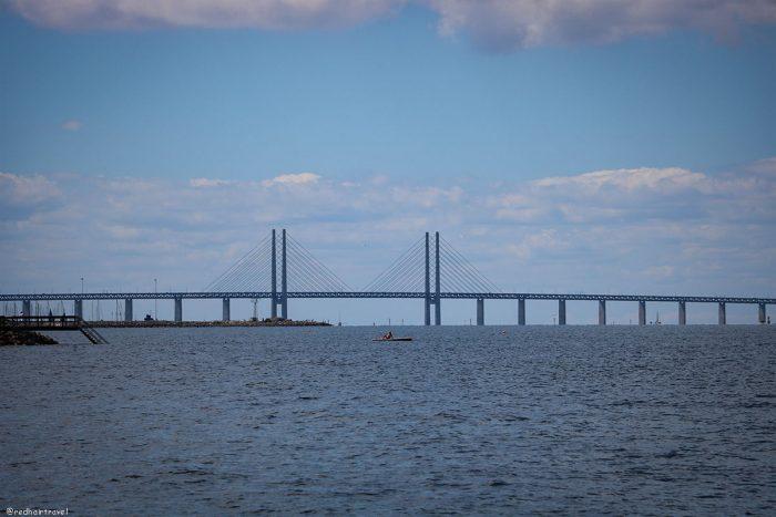 Мальмё, мост