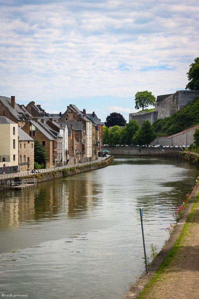 Цитадель Намюр, Бельгия