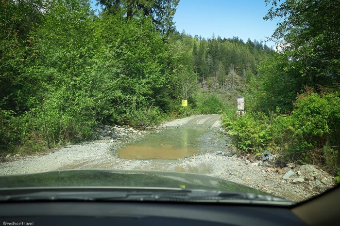 Sts'ailes Forest Service Road
