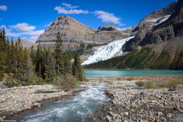Парк Маунт Робсон, Berg Lake Trail, Канада