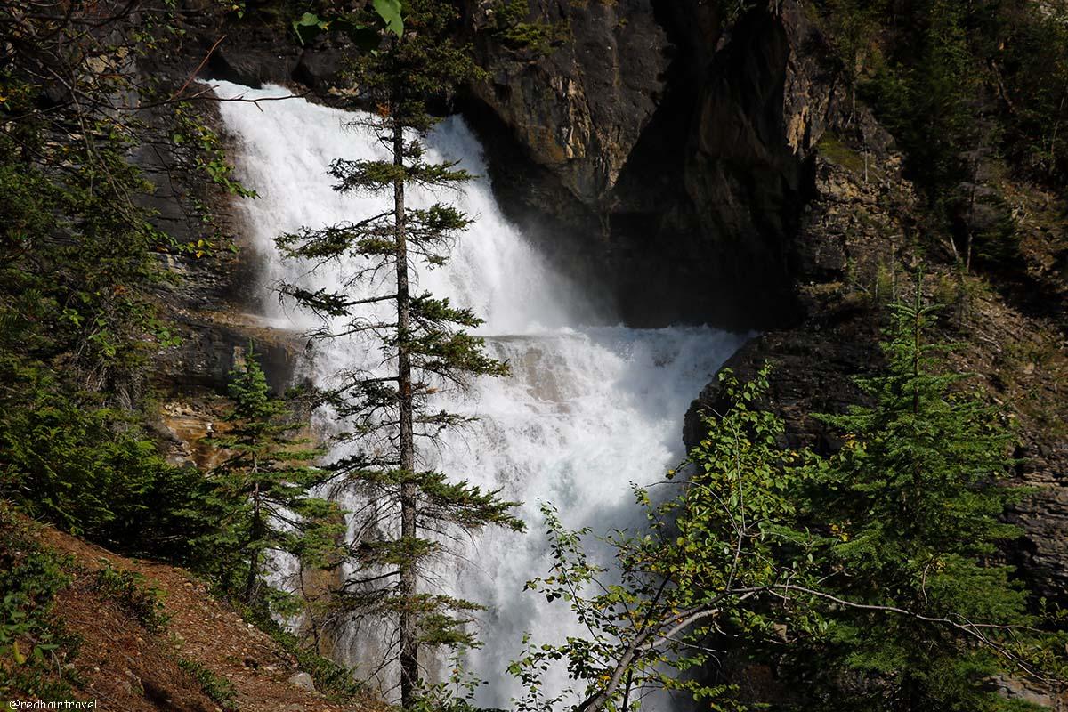Парк Маунт Робсон, White Falls