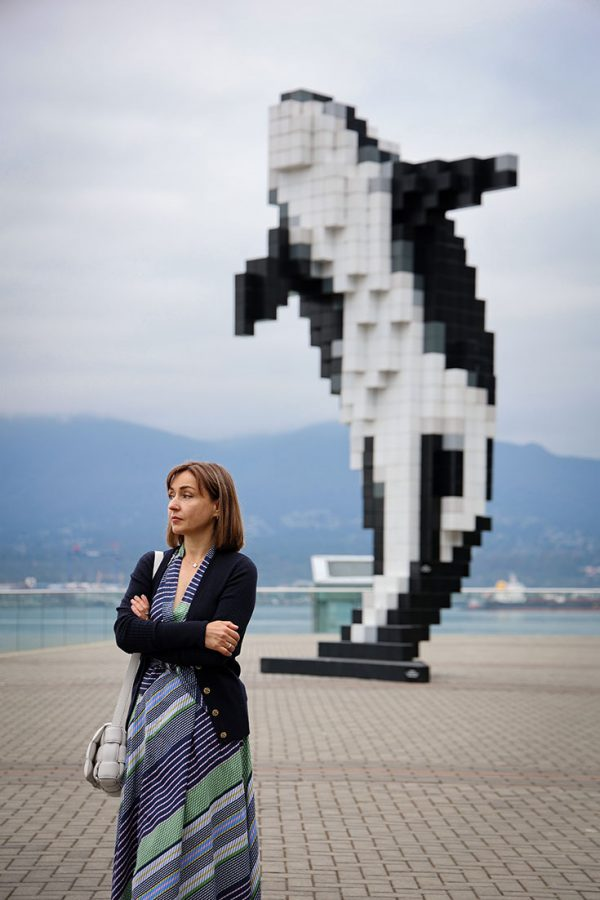 фото прогулка по Ванкуверу