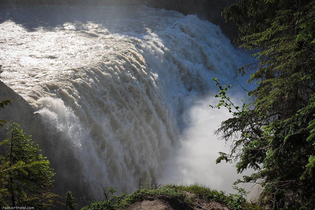 Wapta Falls, Yoho